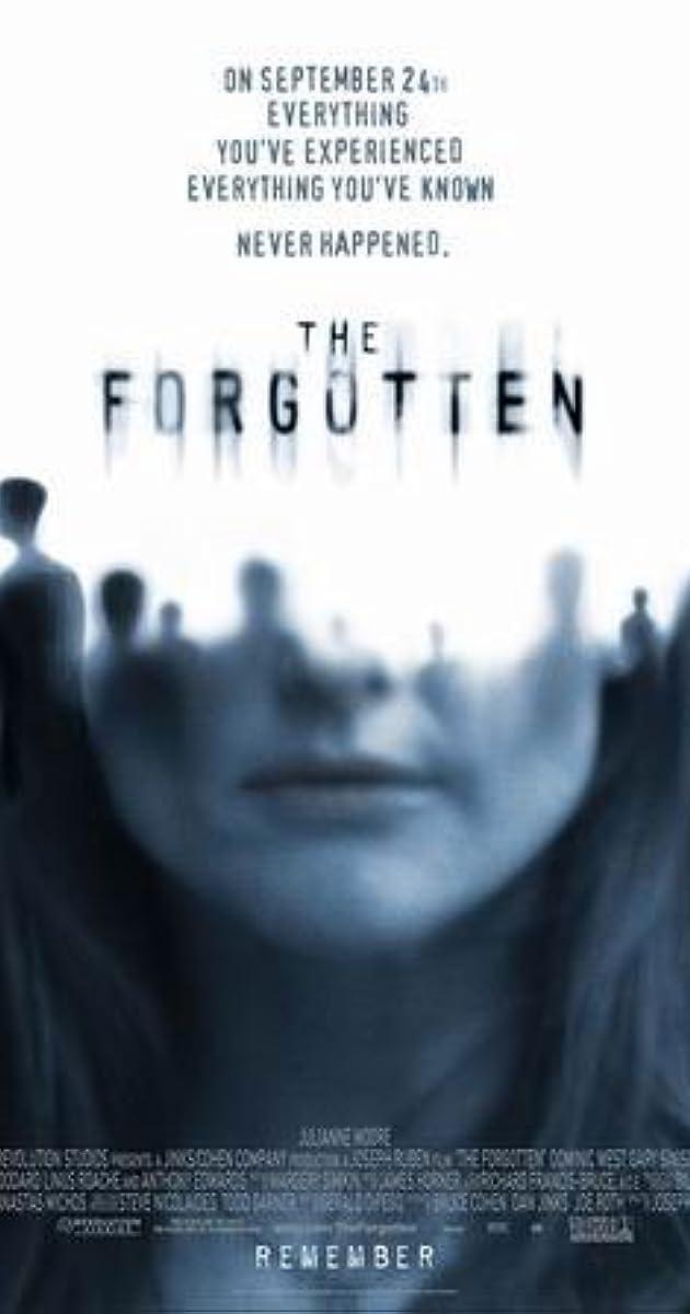The Forgotten 2004 Imdb