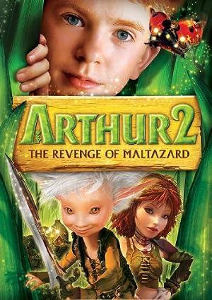 ver Arthur y los Minimoys 2