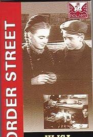 Border Street Poster