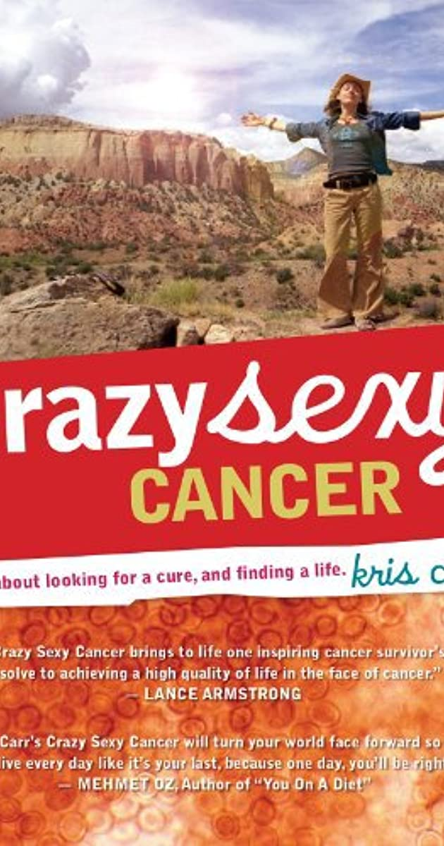 crazy sexy cancer Kris carr, new york times best-selling author and wellness activist, shows you how to create ultimate health, spiritual wealth & happiness.