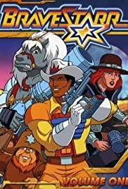 BraveStarr: The Legend (1988) Poster - Movie Forum, Cast, Reviews