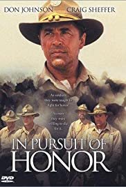 In Pursuit of Honor (1995) Poster - Movie Forum, Cast, Reviews