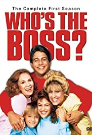 Who's the Boss? Poster - TV Show Forum, Cast, Reviews