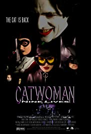 Catwoman: Nine Lives Poster
