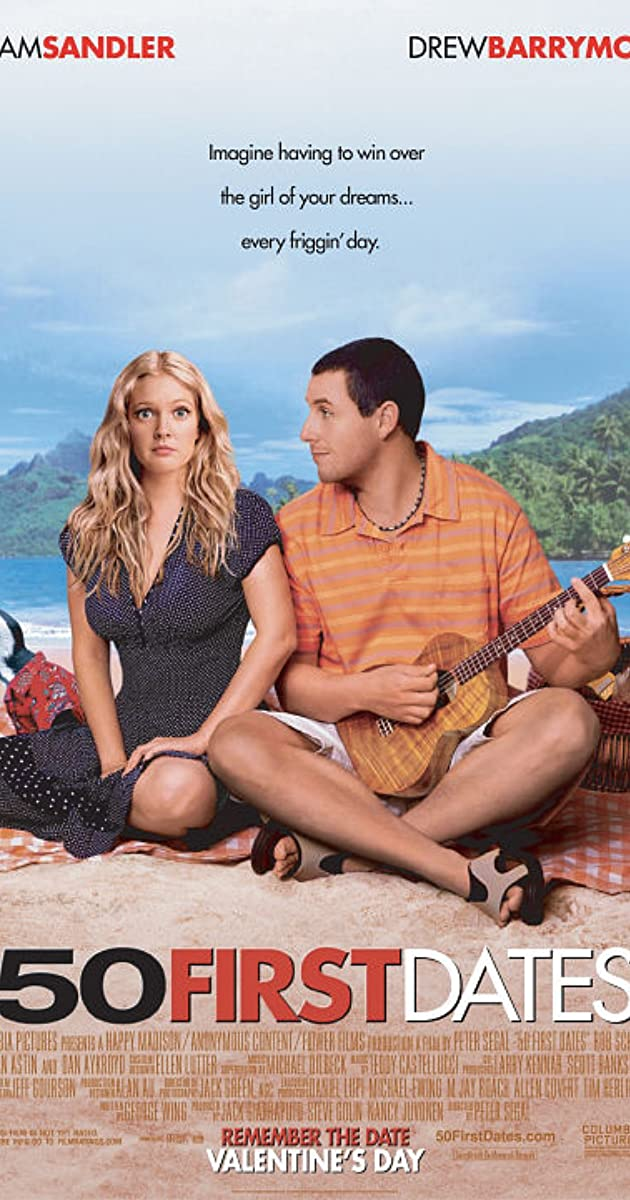 Fifty first dates cast in Sydney