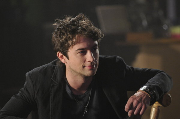 Johnny Pacar in Warehouse 13 (2009)