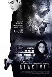 Newcomer (2015) poster