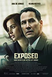 Exposed (2016) Poster - Movie Forum, Cast, Reviews