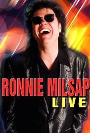 Ronnie Milsap: Live Poster