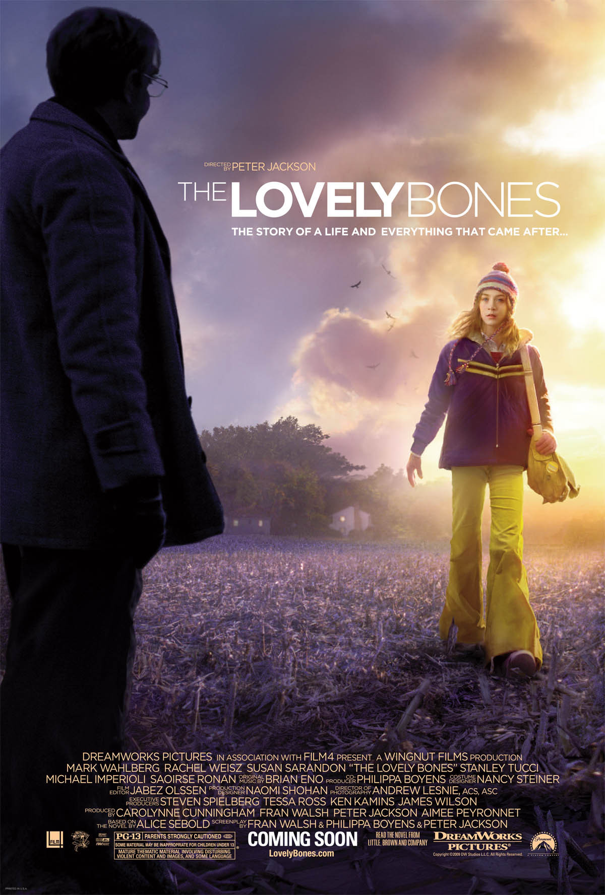 image The Lovely Bones Watch Full Movie Free Online