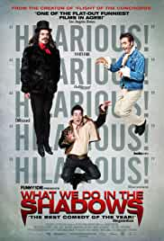 What We Do in the Shadows film poster