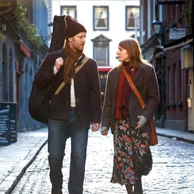 Glen Hansard and Markéta Irglová in Once (2007)
