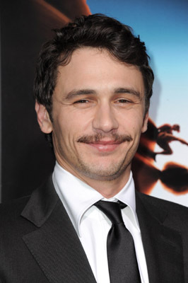 James Franco at 127 Hours (2010)