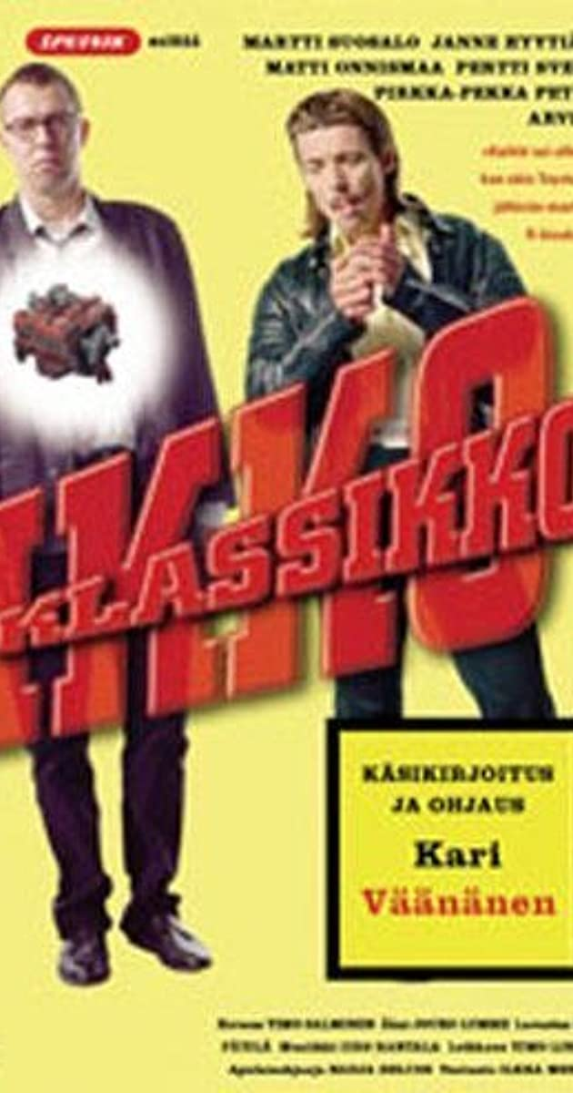 klassikko 2001 imdb