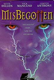 Misbegotten Poster