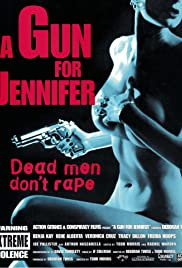 A Gun for Jennifer Poster
