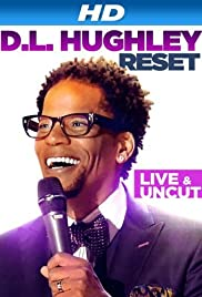 D.L. Hughley: Reset Poster