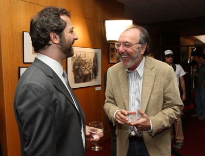 James L. Brooks and Judd Apatow