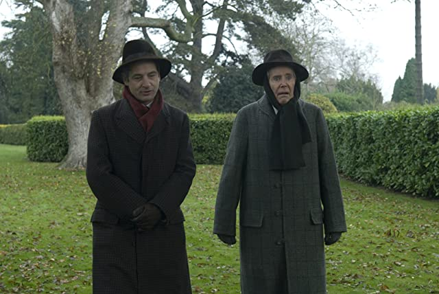 Jeremy Northam and Peter O'Toole in My Talks with Dean Spanley (2008)