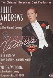 Victor/Victoria (1995) Poster - Movie Forum, Cast, Reviews