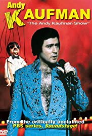 The Andy Kaufman Show Poster