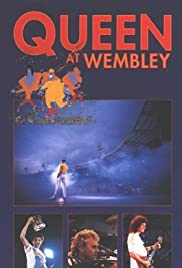 Queen Live at Wembley '86 (1986) Poster - Movie Forum, Cast, Reviews