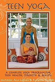 Teen Yoga Poster