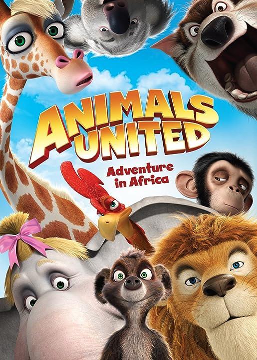 Animals United (2010)