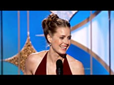 Best Actress in a Motion Picture, Comedy or Musical: Amy Adams