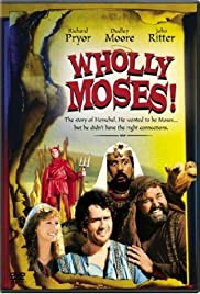 Wholly Moses! (1980) Poster - Movie Forum, Cast, Reviews