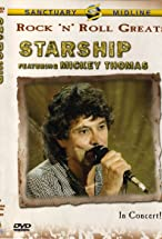 Primary image for Rock 'n' Roll Greats: Starship Featuring Mickey Thomas