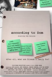According to Dom Poster