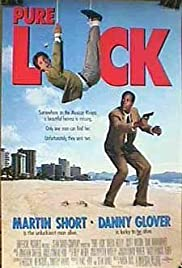 Pure Luck (1991) Poster - Movie Forum, Cast, Reviews