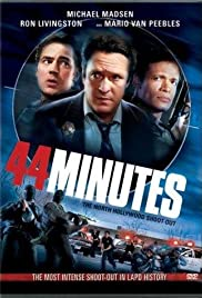 44 Minutes: The North Hollywood Shoot-Out (2003) Poster - Movie Forum, Cast, Reviews