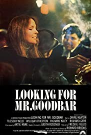Looking for Mr. Goodbar (1977) Poster - Movie Forum, Cast, Reviews