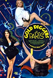 Gold Diggers in Paris (1938) Poster - Movie Forum, Cast, Reviews