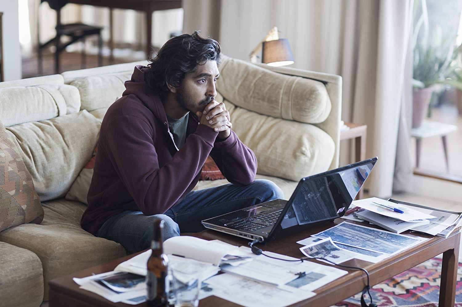 Dev Patel in 'Lion' (Courtesy: Long Way Productions)
