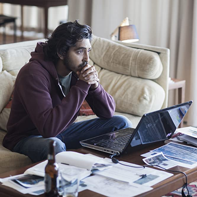 Dev Patel in Lion (2016)
