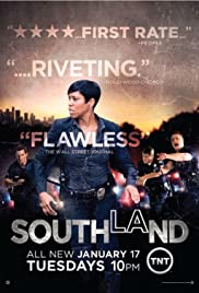 Southland Poster - TV Show Forum, Cast, Reviews