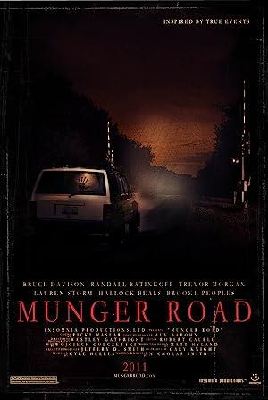 Munger Road poster