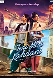 Teri Meri Kahaani 2012 720p DVDRip 1.3GB [Tamil-Telugu-Hindi] ESubs MKV