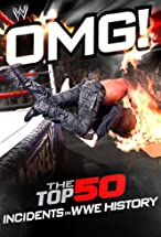Primary image for WWE: OMG! - The Top 50 Incidents in WWE History
