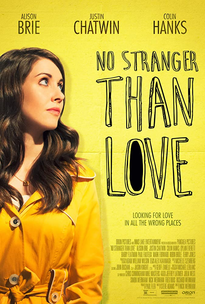 No Stranger Than Love 2015 DVDRip x264 400MB