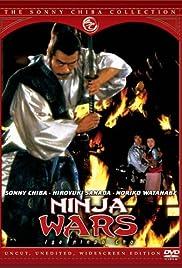 The Ninja Wars Poster