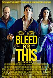 Bleed for This Locandina del film