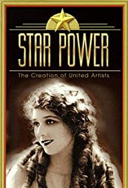 Star Power: The Creation of United Artists Poster