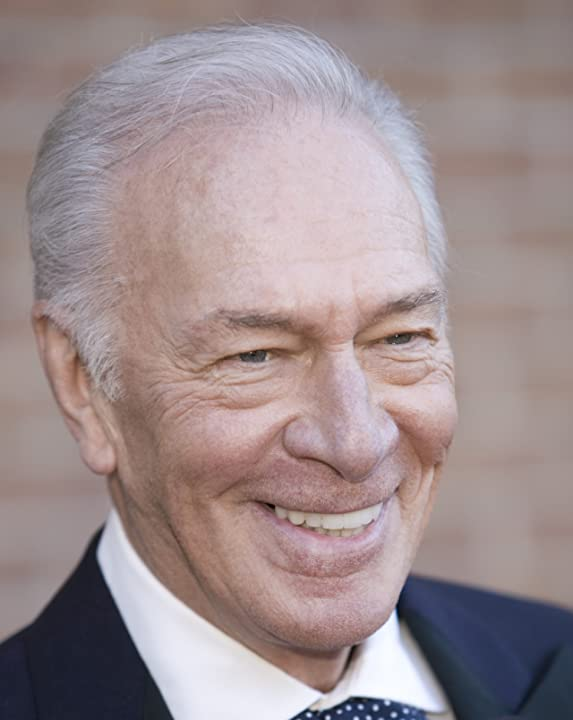 Christopher Plummer in Moguls & Movie Stars: A History of Hollywood (2010)