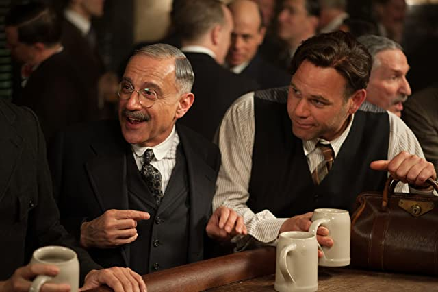 Anthony Laciura and Domenick Lombardozzi in Boardwalk Empire (2010)