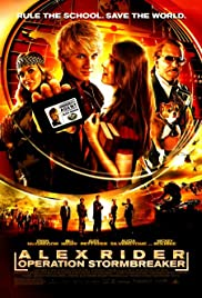 Alex Rider: Operation Stormbreaker (2006) Poster - Movie Forum, Cast, Reviews