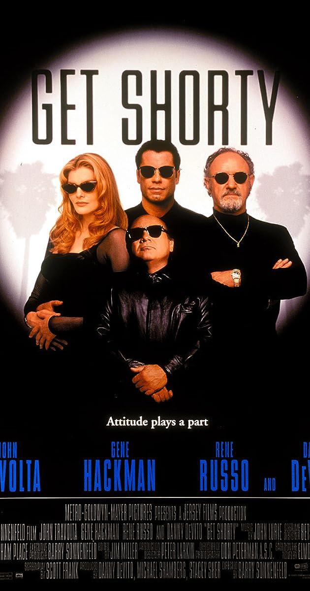 Kontraktas Su Neūžauga / Get Shorty (1995)
